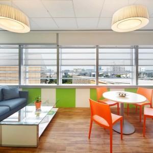 Greeen Office Interior Design