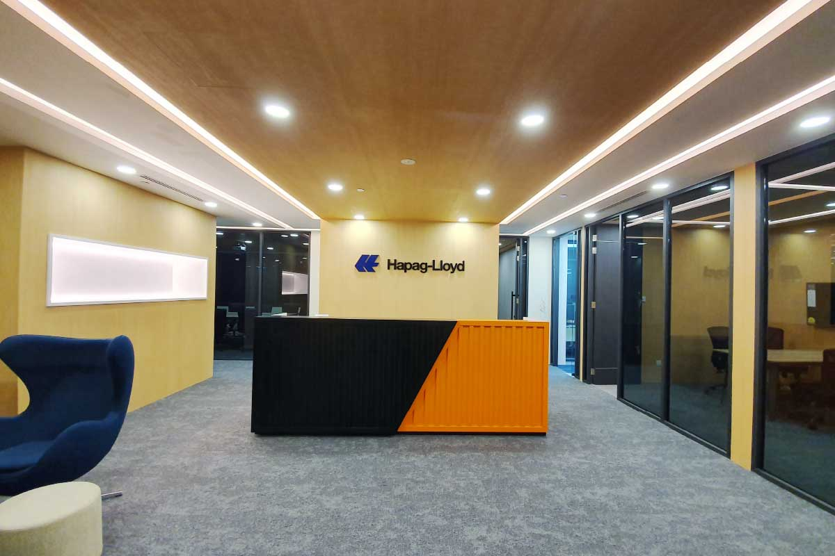 Hapag Lloyd Singapore