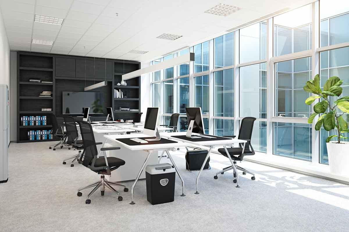 green office interior design ideas