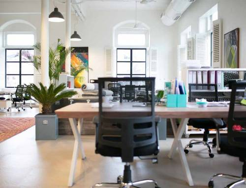 6 Tips in Creating a Green Office Space