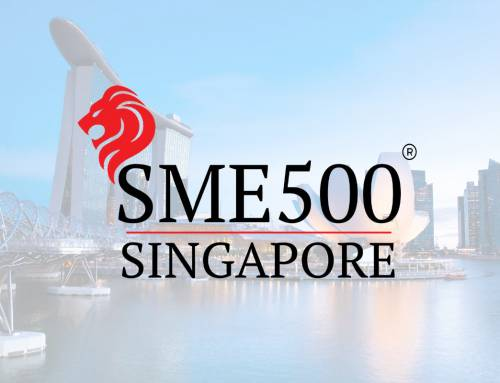 Greeen is Honoured to be Awarded Singapore SME 500 for the Year 2020-2021