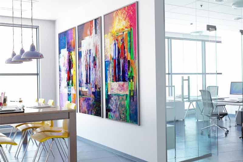 Large Art Works