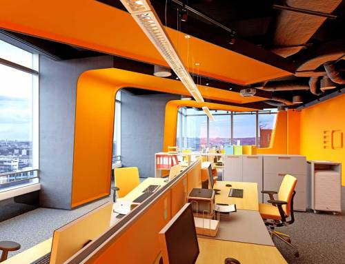 How Do You Design An Office Interior? Tips from Pro