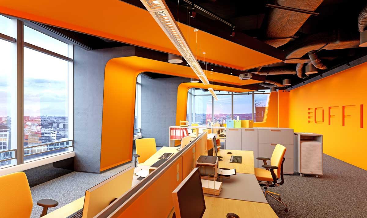 How Do You Design An Office Interior